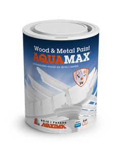 Aquamax Wood & Metal Paint